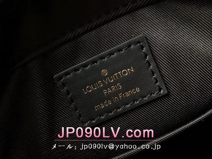 ルイヴィトン モノグラム バッグ スーパーコピー M43555 「LOUIS VUITON」 サントンジュ ヴィトン レディース ショルダーバッグ 3色可選択 ノワール