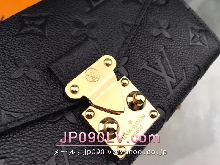 ルイヴィトン モノグラム・アンプラント 財布 スーパーコピー M62458 「LOUIS VUITTON」 ポルトフォイユ・メティス ヴィトン レディース 二つ折り長財布 3色可選択 ノワール
