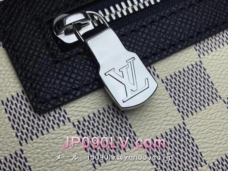 ルイヴィトン ダミエ・コーストライン バッグ スーパーコピー N40019 「LOUIS VUITTON」 マッチポイント・メッセンジャー ヴィトン メンズ ショルダーバッグ
