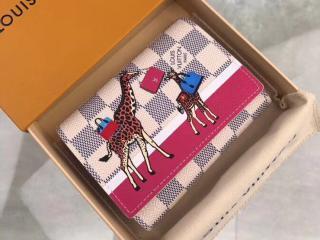 ルイヴィトン ダミエ・アズール 財布 スーパーコピー N6005...