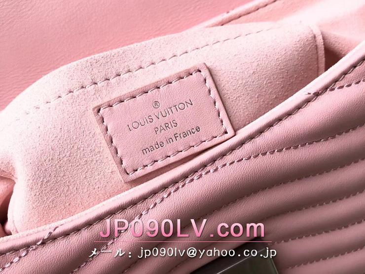 ルイヴィトン バッグ コピー M51933 「LOUIS VUITTON」 チェーンバッグ PM ヴィトン レディース ショルダーバッグ ニューウェーブ・レザー 4色可選択 ピンク