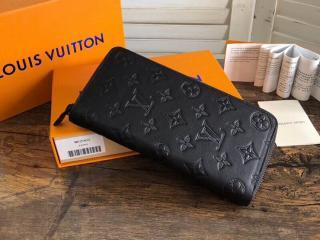 ルイヴィトン モノグラム・シャドウ 長財布 スーパーコピー M62902 「LOUIS VUITTON」 ジッピーウォレット・ヴェルティカル ヴィトン メンズ ラウンドファスナー財布