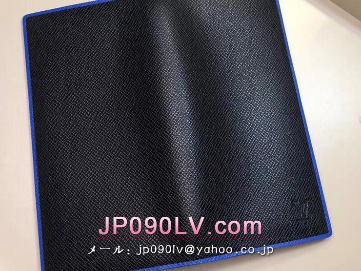 ルイヴィトン タイガ 長財布 スーパーコピー M30558 「LOUIS VUITTON」 ポルトフォイユ・ブラザ ヴィトン メンズ 二つ折り財布