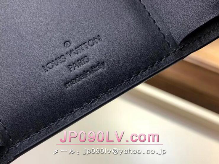 ルイヴィトン モノグラム 財布 コピー M61912 「LOUIS VUITTON」 ポルトフォイユ・チェリーウッド コンパクト レディース 二つ折り財布 2色選択可 ノワール