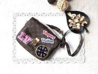 ルイヴィトン モノグラム バッグ コピー M43991 「LOUIS VUITTON」 ポシェット・メティス ハンドバッグ ヴィトン レディース ショルダーバッグ