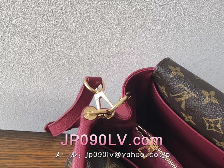 ルイヴィトン カーフ バッグ コピー M51766 「LOUIS VUITTON」 ドゥブルV ハンドバッグ ヴィトン レディース ショルダーバッグ 7色選択可 リドゥヴァン