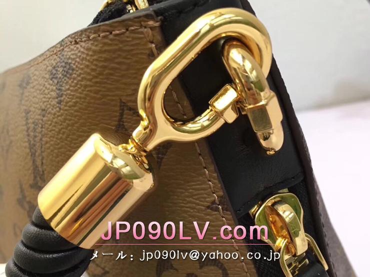 ルイヴィトン モノグラム バッグ コピー M44130 「LOUIS VUITTON」 トライアングル・ソフティー ヴィトン レディース ショルダーバッグ