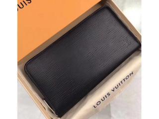 ルイヴィトン エピ 長財布 スーパーコピー M60632 「LOUIS VUITTON」 ジッピー・オーガナイザー ヴィトン メンズ ラウンドファスナー財布 2色 ノワール