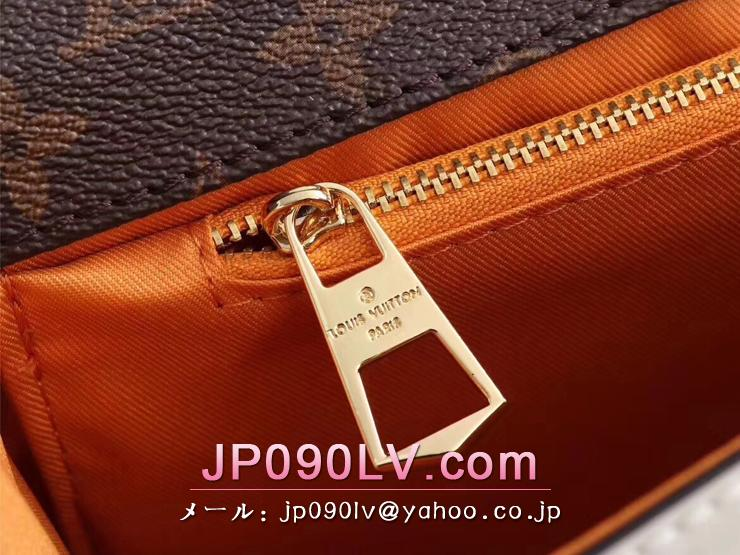 LOUIS VUITTON S級品 ルイヴィトン バッグ コピー M53352-S チェリーウッド PM スムースパテント・レザー&モノグラム レディースバッグ 4色可選択 ブロン