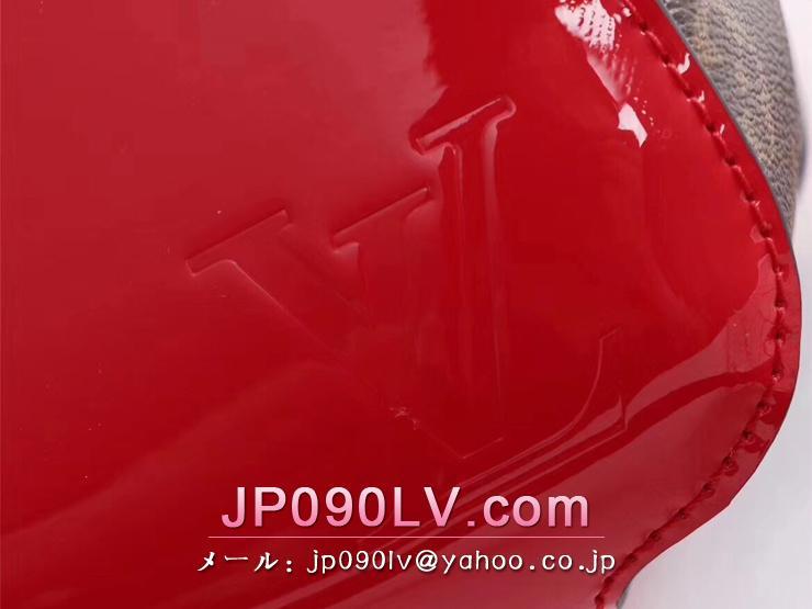 LOUIS VUITTON S級品 ルイヴィトン バッグ コピー M53354-S チェリーウッド PM スムースパテント・レザー&モノグラム レディースバッグ 4色可選択 レッド