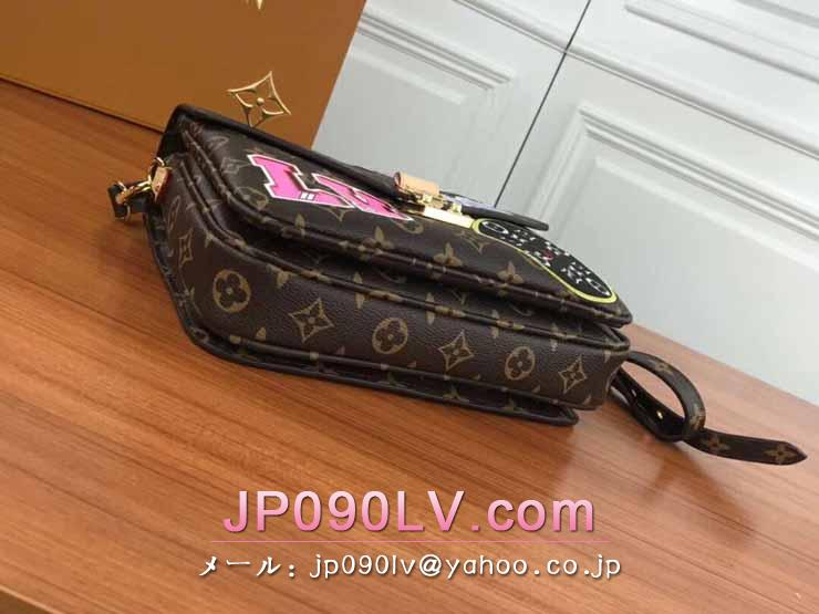 LOUIS VUITTON S級品 ルイヴィトン バッグ コピー M43991-S ポシェット・メティス モノグラム・キャンバス レディースバッグ