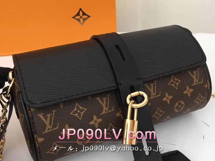 LOUIS VUITTON S級品 ルイヴィトン バッグ コピー M43903-S グラスケース モノグラム・キャンバス、エピ・レザー レディースバッグ ノワール