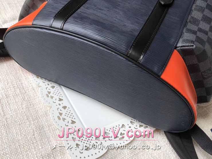 ルイヴィトン エピ バッグ コピー M51457 「LOUIS VUITTON」 クリストファー PM メンズ バッグ バックパック