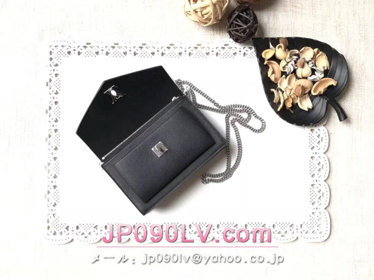 ルイヴィトン バッグ スーパーコピー M63471 「LOUIS VUITTON」 My Lock Me Chain レディース チェーンショルダーバッグ ノワール