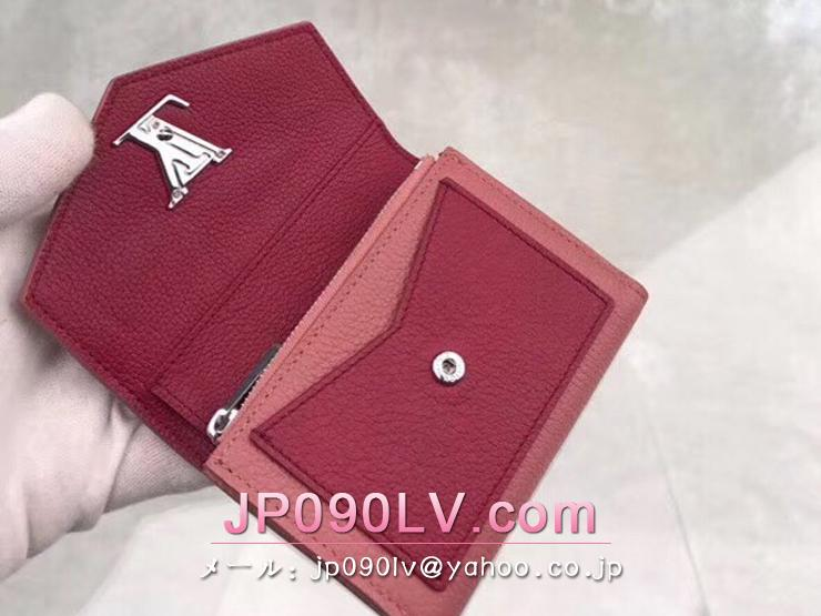 ルイヴィトン カーフ 財布 コピー M62948 「LOUIS VUITTON」 ポルトフォイユ・マイロックミー コンパクト レディース 三つ折り財布 2色可選択 ローズブドワール・リドゥヴァン