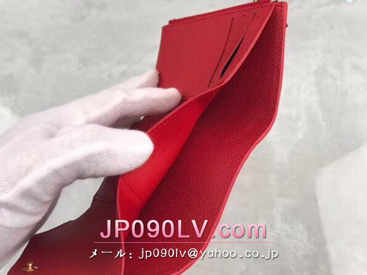 ルイヴィトン モノグラム・アンプラント 財布 コピー M64061 「LOUIS VUITTON」 ポルトフォイユ・ヴィクトリーヌ レディース 三つ折り財布 3色可選択 スリーズ