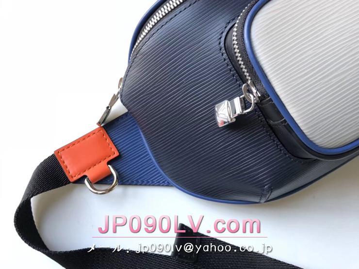 ルイヴィトン エピ バッグ スーパーコピー M51464 「LOUIS VUITTON」 バムバッグ ダミエ・グラフィット メンズ バッグ