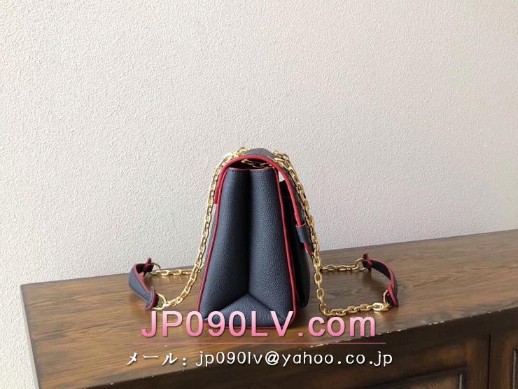 ルイヴィトン モノグラム・アンプラント バッグ コピー M52271 「LOUIS VUITTON」 ヴァヴァン PM レディース ショルダーバッグ 4色可選択 マリーヌルージュ