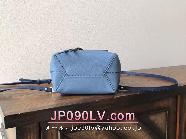 ルイヴィトン バッグ コピー M55017 「LOUIS VUITTON」 ロックミー・バックパック MINI レディースバッグ ブルージーン