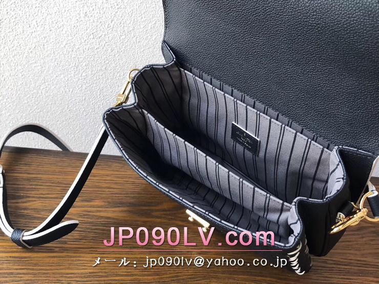 ルイヴィトン モノグラム・アンプラント バッグ コピー M43942 「LOUIS VUITTON」 ポシェット・メティス MM ハンドバッグ レディース ショルダーバッグ 3色可選択 ノワール