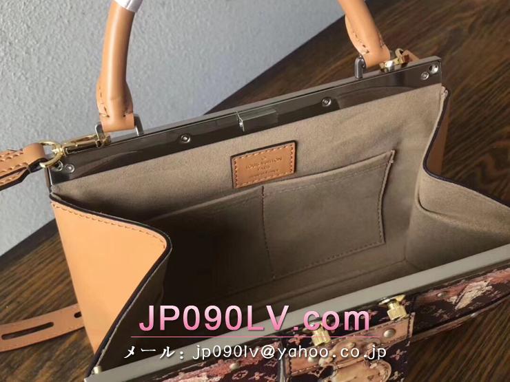 ルイヴィトン モノグラム バッグ コピー M43946 「LOUIS VUITTON」 クラウンフレーム PM ハンドバッグ レディース ショルダーバッグ