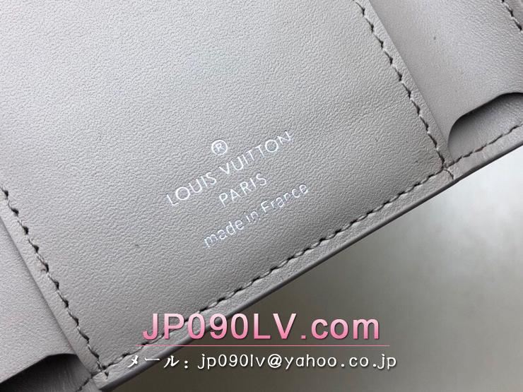 ルイヴィトン 財布 スーパーコピー M63221 「LOUIS VUITTON」 ポルトフォイユ・カプシーヌ コンパクト レディース 三つ折り財布