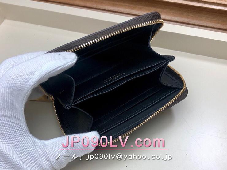 ルイヴィトン 財布 スーパーコピー M63834 「LOUIS VUITTON」 ジッピー・コインパース その他キャンバス レディース ラウンドファスナー財布