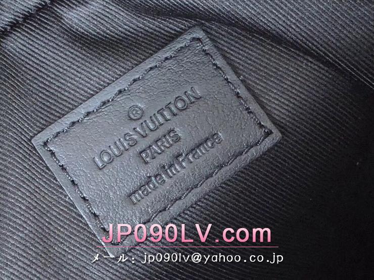 ルイヴィトン モノグラム・シャドウ バッグ スーパーコピー M43681 「LOUIS VUITTON」 ダヌーヴ PM メンズ ショルダーバッグ