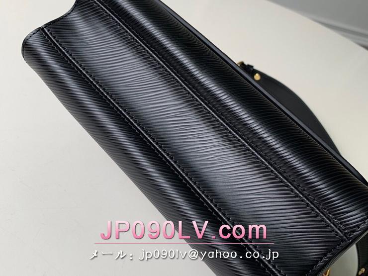 ルイヴィトン エピ バッグ スーパーコピー M52891 「LOUIS VUITTON」 ツイスト MM レディース ショルダーバッグ 2色可選択 ノワール