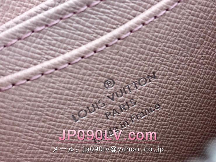 ルイヴィトン エピ 財布 コピー M63723 「LOUIS VUITTON」 ジッピー・コインパース レディース ラウンドファスナー財布 2色可選択 ローズバレリーヌ