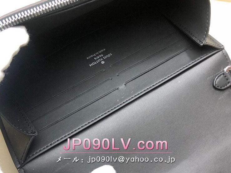 ルイヴィトン ダミエ 長財布 スーパーコピー M63594 「LOUIS VUITTON」 ポルトフォイユ・ツイスト チェーン その他キャンバス レディース 二つ折り財布