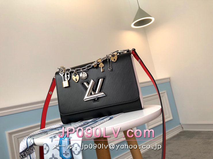 ルイヴィトン エピ バッグ スーパーコピー M52894 「LOUIS VUITTON」 ツイスト MM レディース ショルダーバッグ