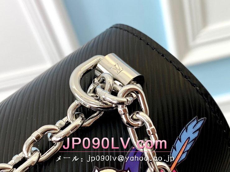 ルイヴィトン エピ バッグ スーパーコピー M52897 「LOUIS VUITTON」 ツイスト MM レディース ショルダーバッグ
