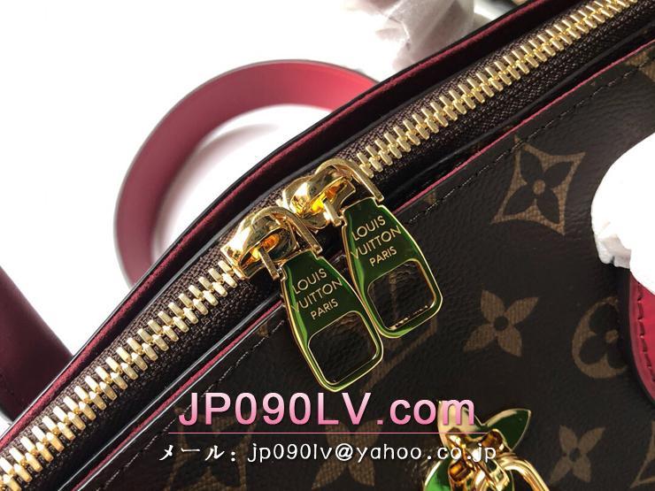 ルイヴィトン モノグラム バッグ コピー M44350 「LOUIS VUITTON」 フラワー・ジップド トート BB ハンドバッグ レディース ショルダーバッグ 3色可選択 リドゥヴァン