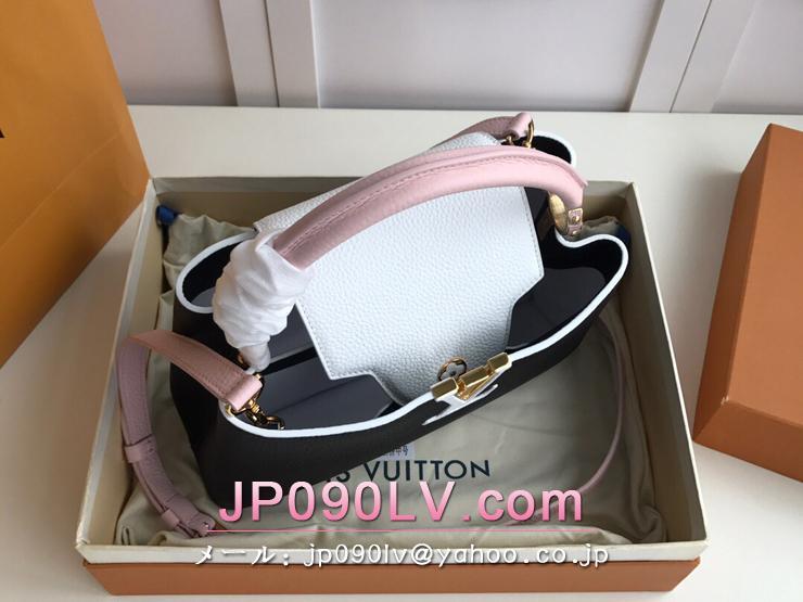 ルイヴィトン トリヨン バッグ コピー M52988 「LOUIS VUITTON」 カプシーヌ PM ハンドバッグ レディース ショルダーバッグ