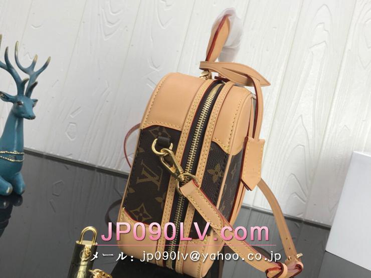 ルイヴィトン モノグラム バッグ コピー M44581 「LOUIS VUITTON」 ヴァリゼット ハンドバッグ レディース ショルダーバッグ