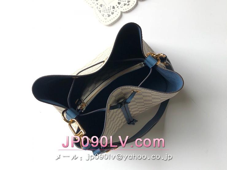 ルイヴィトン ダミエ・アズール バッグ コピー N40153 「LOUIS VUITTON」 ネオノエ レディース ショルダーバッグ 3色可選択 ブルーエ