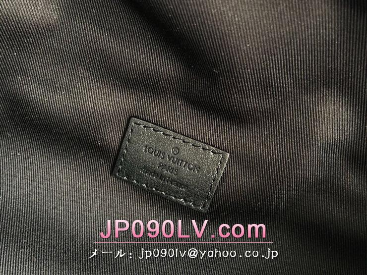 ルイヴィトン モノグラム・エクリプス バッグ コピー M44336 「LOUIS VUITTON」 ディスカバリー・バムバッグ メンズ ショルダーバッグ