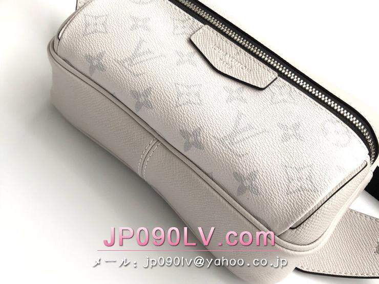 ルイヴィトン タイガ バッグ スーパーコピー M30247 「LOUIS VUITTON」 バムバッグ・アウトドア モノグラム メンズ ショルダーバッグ 3色可選択 ブロン