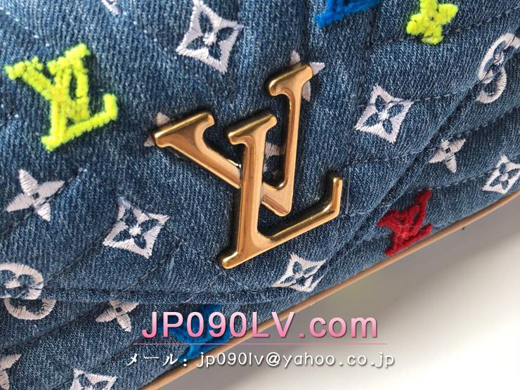 ルイヴィトン 長財布 コピー M67531 「LOUIS VUITTON」 ポシェット・チェーン H24 レディース 二つ折り財布