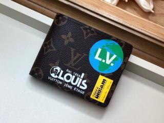 ルイヴィトン モノグラム 財布 コピー M67821 「LOUI...