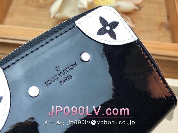 ルイヴィトン 財布 スーパーコピー M67665 「LOUIS VUITTON」 ジッピー・コインパース レディース ラウンドファスナー財布