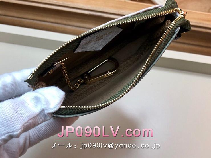 ルイヴィトン モノグラム 財布 コピー M67579 「LOUIS VUITTON」 ミニポシェット アクセソワール レディース ラウンドファスナー財布