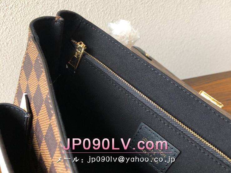 ルイヴィトン ダミエ・エベヌ バッグ コピー N40113 「LOUIS VUITTON」 ヴァヴァン PM レディース ショルダーバッグ 3色可選択 クレーム