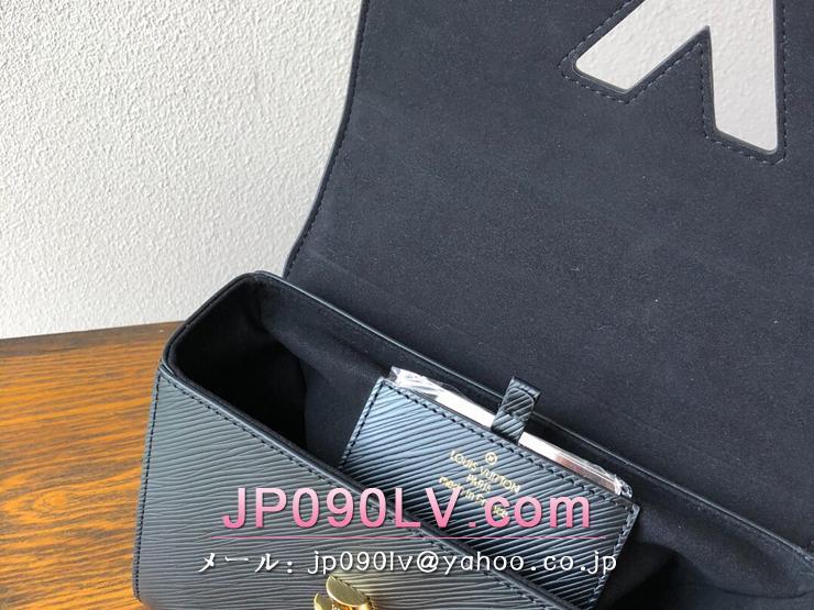 ルイヴィトン エピ バッグ スーパーコピー M53762 「LOUIS VUITTON」 ツイスト MM レディース ショルダーバッグ 2色可選択 ノワール