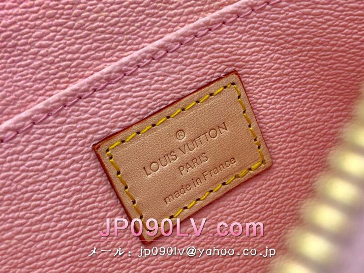 ルイヴィトン モノグラム バッグ スーパーコピー M67694 「LOUIS VUITTON」 ポシェット・コスメティック レディース クラッチバッグ 2色可選択 ルージュ