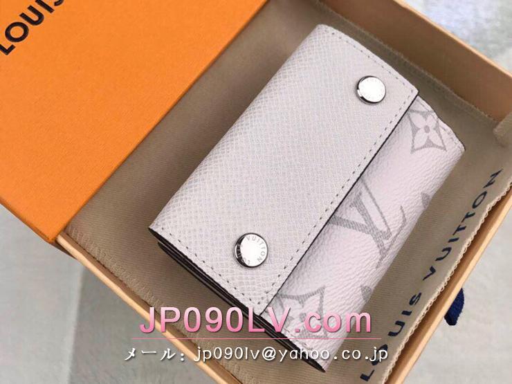 ルイヴィトン タイガ 財布 コピー M67621 「LOUIS VUITTON」 ディスカバリー・コンパクト ウォレット モノグラム メンズ 三つ折り財布 4色可選択 ブロン