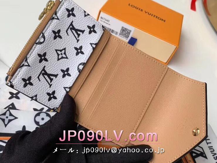 ルイヴィトン モノグラム 財布 スーパーコピー M67640 「LOUIS VUITTON」 ポルトフォイユ・ゾエ レディース 三つ折り財布 3色可選択 カーキ