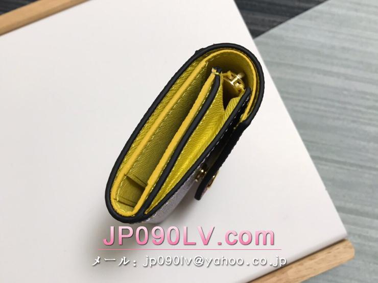ルイヴィトン モノグラム 財布 コピー M67670 「LOUIS VUITTON」 ポルトフォイユ・ゾエ レディース 三つ折り財布 3色可選択 ピンク