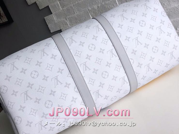 ルイヴィトン モノグラム バッグ スーパーコピー M44643 「LOUIS VUITTON」 キーポル・バンドリエール 50 メンズ ボストンバッグ 2色可選択 ブロン
